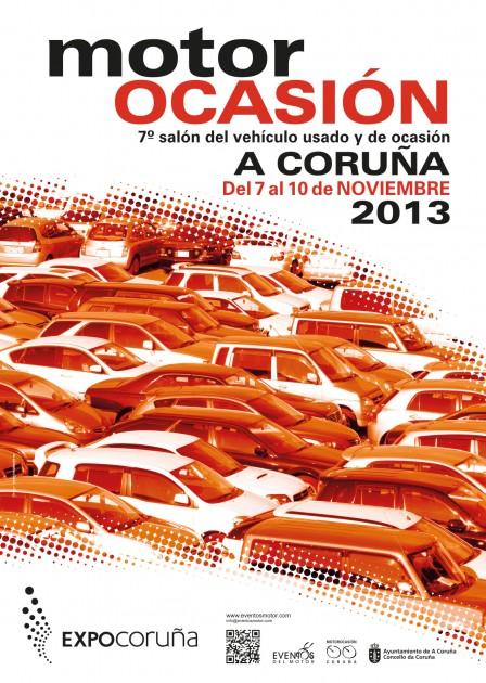 VII Motorocasión A Coruña 2013