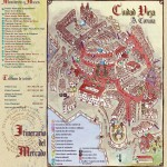 Mapa XX Feira das Marabillas