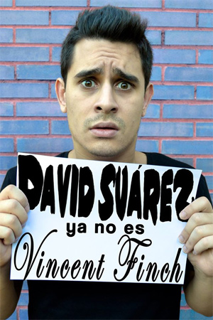 David Suárez ya no es Vincent Finch - David-Suarez-ya-no-es-Vincent-Finch