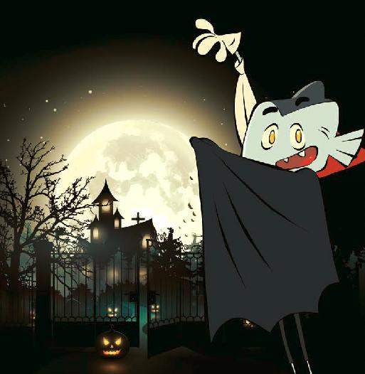 Campamentos halloween en fan square ocio en coru a - Cine marineda city coruna ...