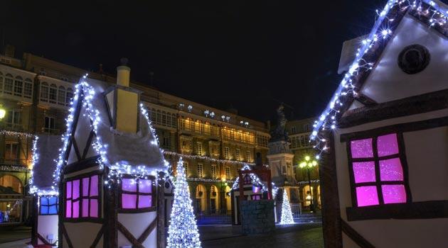 Poblado-de-Navidad-en-A-Coruna