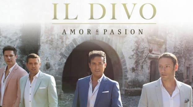 Concierto de il divo en a coru a el 10 de junio de 2016 en - Il divo at the coliseum ...