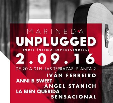 Marineda unplugged 2016 de a coru a ocio en galicia - Cine marineda city coruna ...