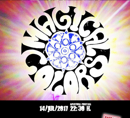 Magical colors en sala super 8 ferrol ocio en coru a for Sala super 8 ferrol