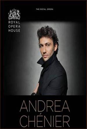 Ópera. Andréa Chénier