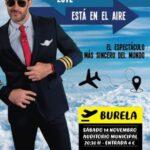 Monólogo de David Amor en Burela