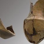 Vaso-e-cazola-da-Idade-do-Bronce