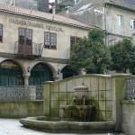 Plaza do Teucro