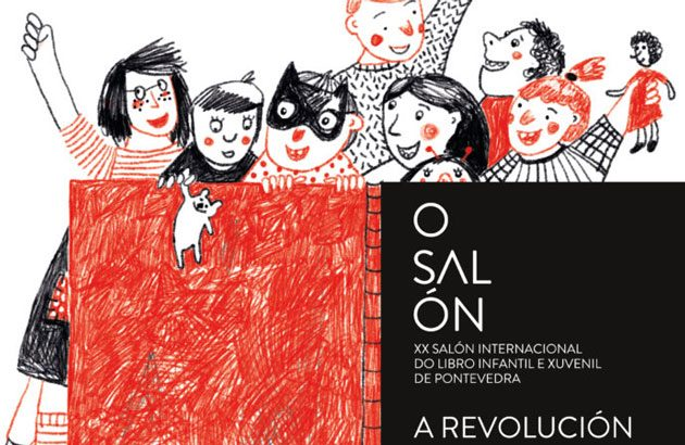 Salón del Libro infantil y juvenil 2019 de Pontevedra: A