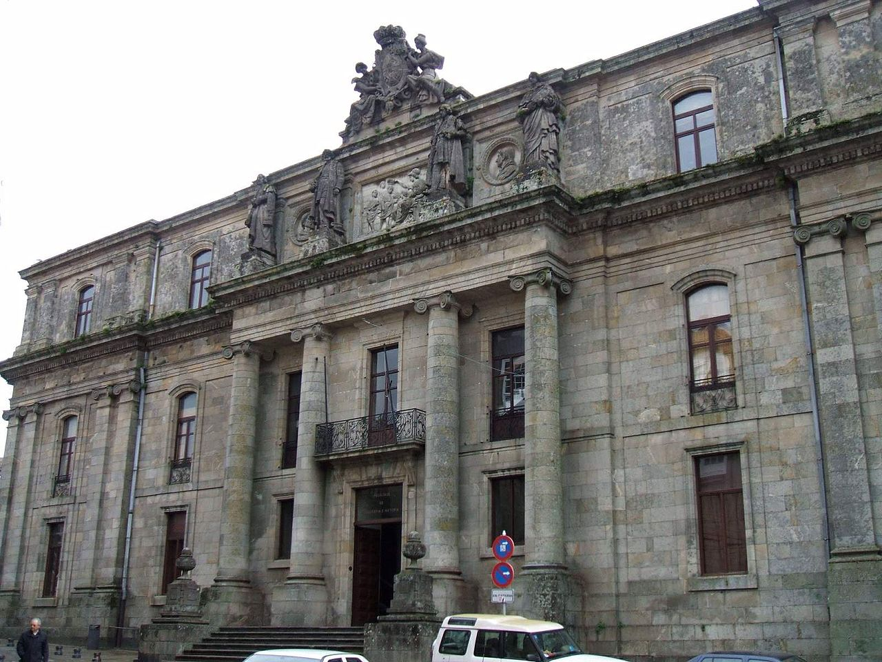 Facultad de geograf a e historia ocio en santiago for Conciertos en santiago 2016