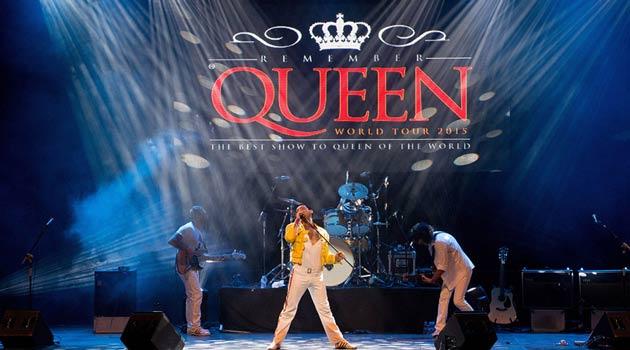 Remember queen world tour 2015 en santiago de compostela for Sala queen pontevedra