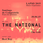 LAPSO 2015 Musical Experience