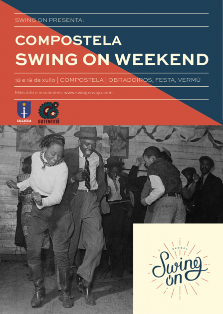 Cartel-Compostela-Swing-On-Weekend