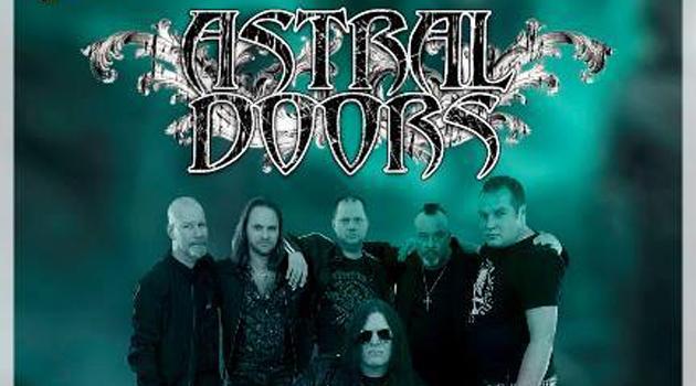 Concierto Astral Doors en Transilvania Pub