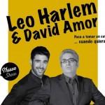 Entrevista a Leo Harlem y David Amor