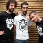 Entrevista a Tres Calaveras Huecas