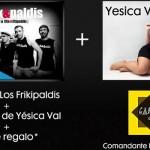 Los Frik&paldis + Yesica Val