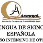 Curso de Lengua de Signos Española (LSE)