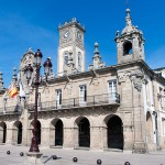 El ayuntamiento de Lugo