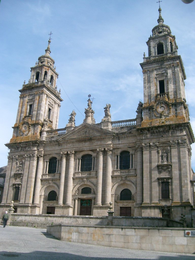 La catedral de Lugo - Ocio en Lugo. Agenda actividades. Cine, conciertos,  espectaculos | Ocio en Lugo. Agenda actividades. Cine, conciertos,  espectaculos