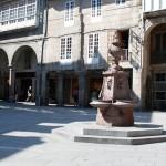 Plaza de Curros Enríquez