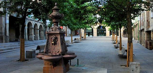 Plaza da Verdura - Ocio en Pontevedra. Agenda actividades: cine ...