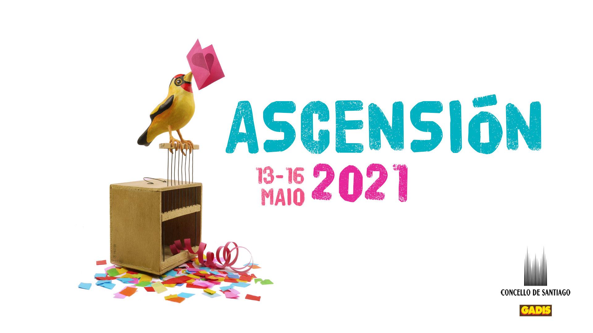 Fiestas de la Ascensión de Santiago 2021